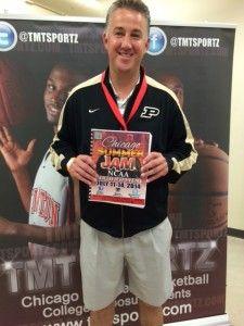 Matt Painter-Head Coach- Purdue University