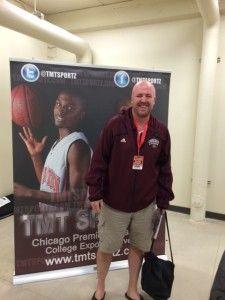 Mike McGrath-Head Coach- University of Chicago