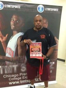 Ricky Jackson-Head Coach- Claflin University