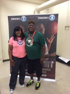 Tracy Dildy-Head Coach- Chicago State University