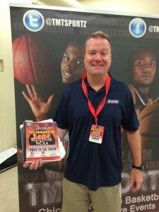 Dave Paulsen-Head Coach-Bucknell University