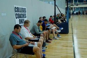 Chicago Summer Jam College Coaches