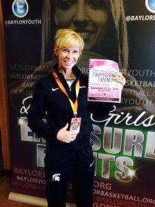 Suzy Merchant -Head Coach- Michigan State University