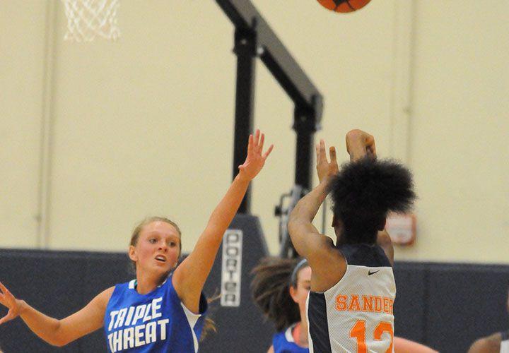 Girls College Exposure Basketball Tournaments