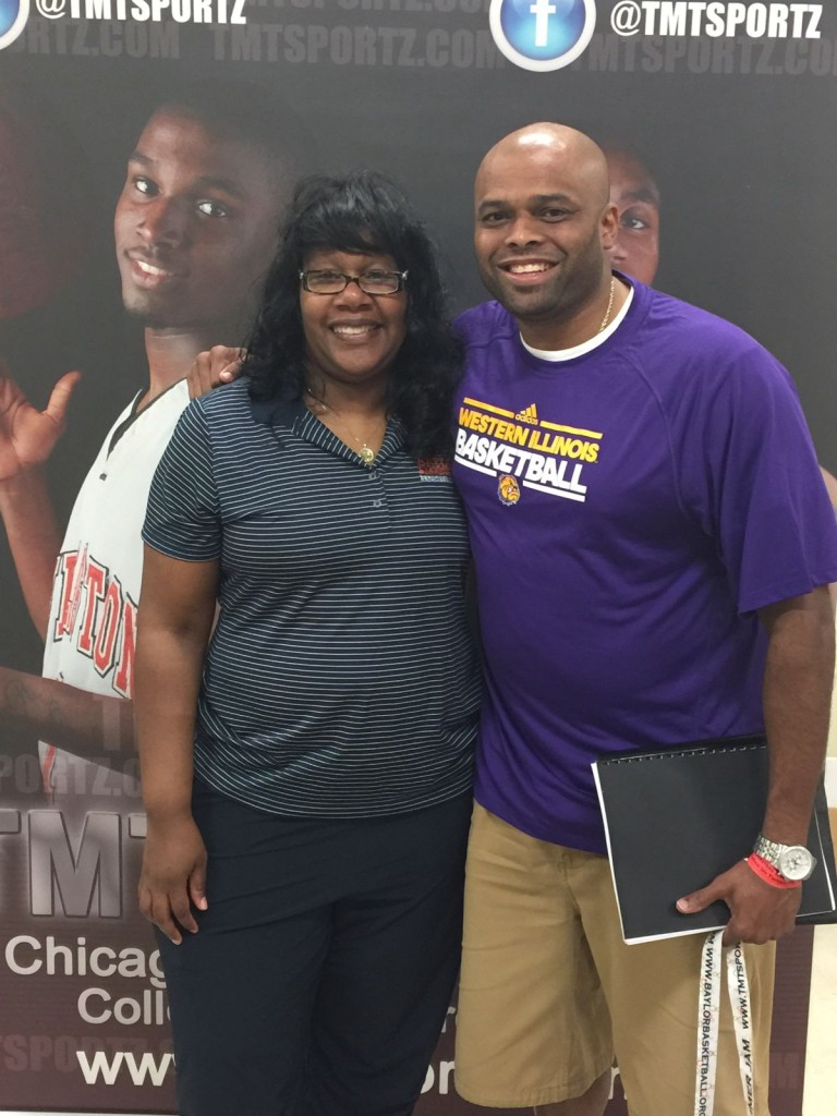 Billy Wright Head Coach Western Illinois University