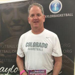 Tad Boyle University of Colorado