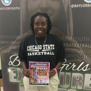 Angela Jackson - Head Coach Chicago State