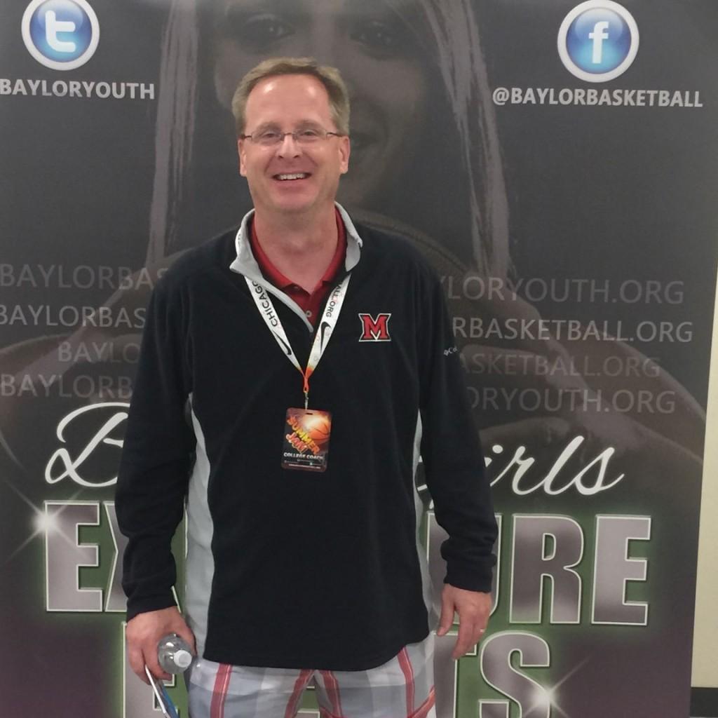 Cleve Wright - Head Coach at Miami Ohio University