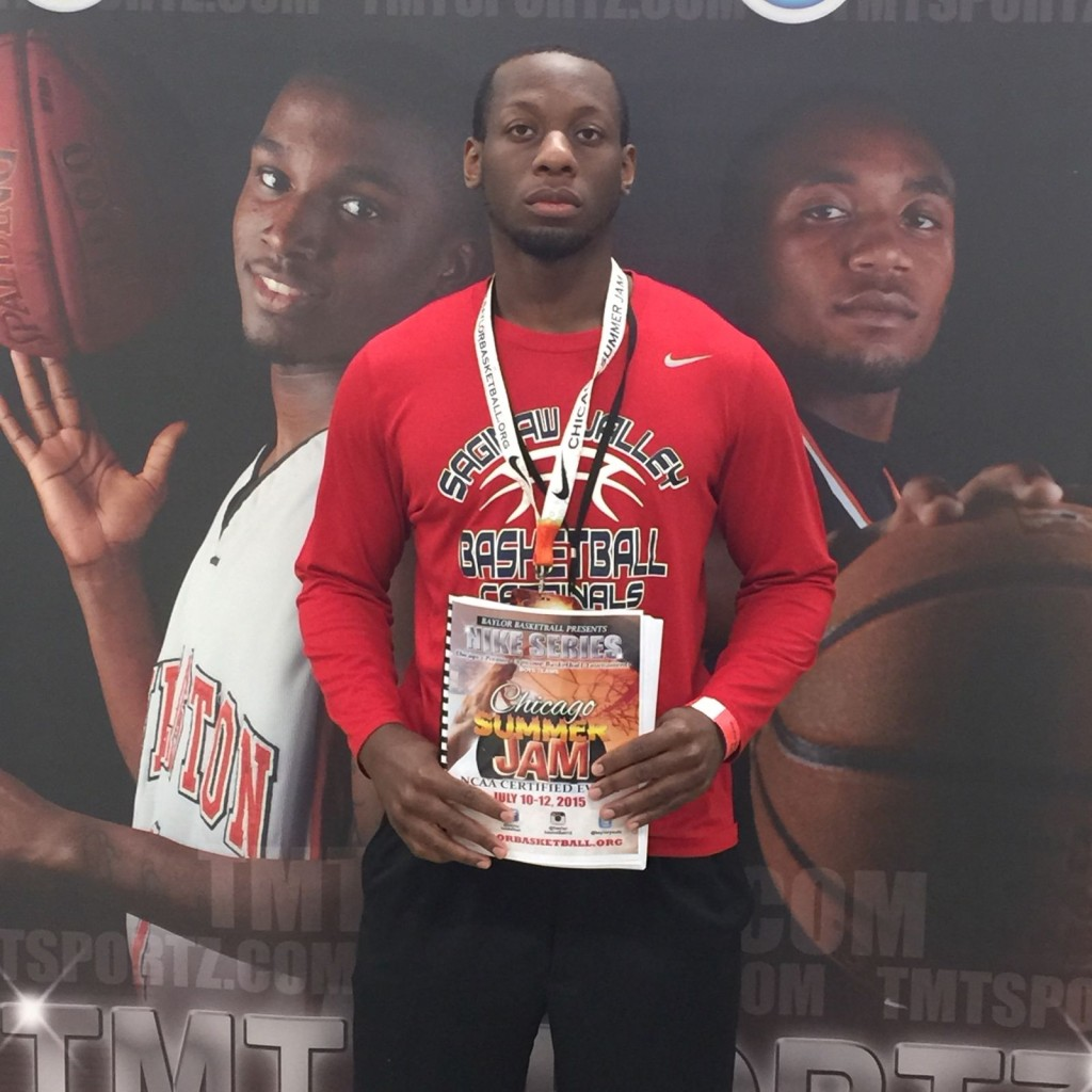 Chinedu Nwachukwu Saginaw Valley State