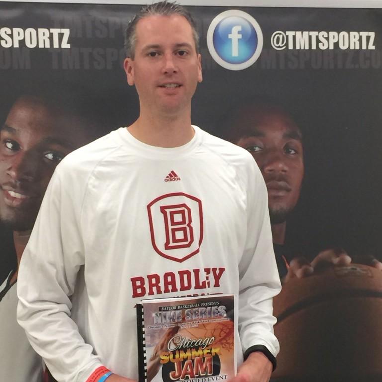 Mike Bargen Bradley University