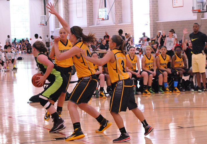 Girls Basketball Tournaments
