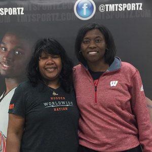 Womens Coach Bobbie Kelsey U of Wisconsin