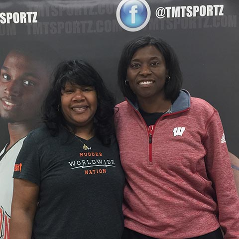 Womens Coach Bobbie Kelsey U of Wisconsin