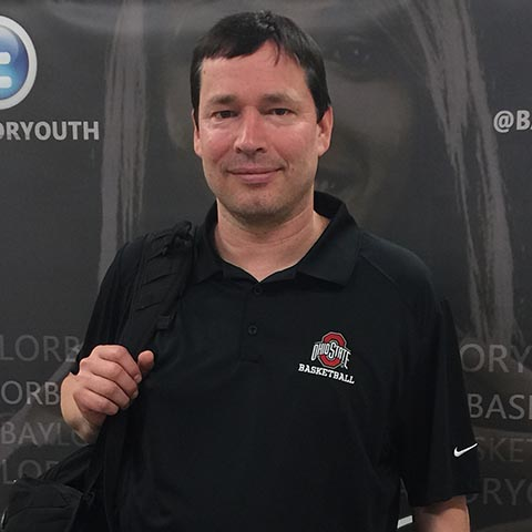 Womens Coach Kevin McGuff Ohio State U