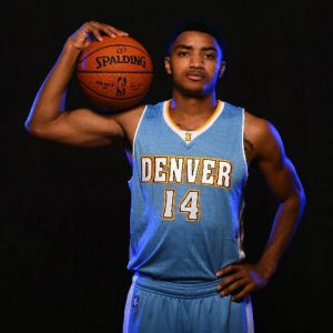 gary harris - denver nuggets