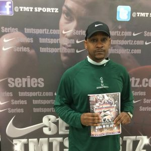 James Farr Associate Coach Chicago State