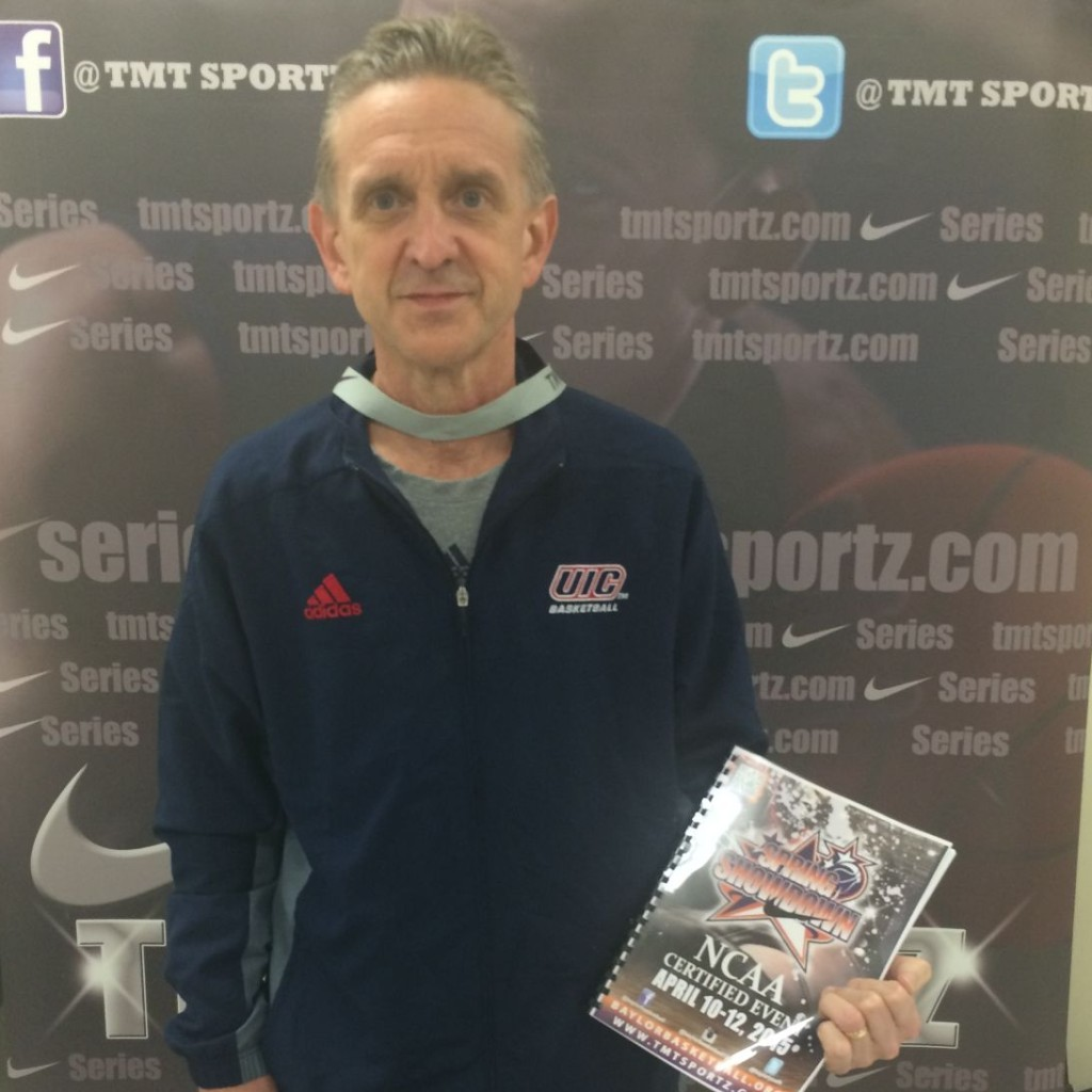 Steve McClain Head Coach UIC