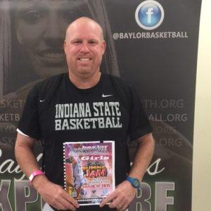 Joey Wells Indiana State Head Coach