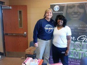Head Coach Tricia Cullop Toledo University