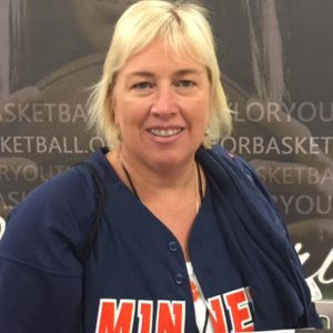 KEITHA ADAMS Head Coach UTEP