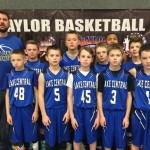 5th Grade Lake Cental Blue Baylor Winter League