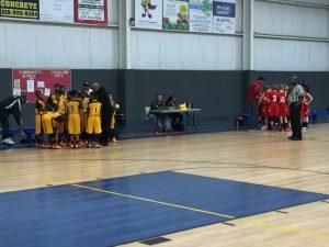 Baylor Winter Basketball League Championship 2016