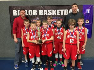 Crown Point Baylor Winter League