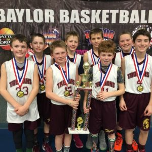 5th Grade Chesterton Baylor Winter Blast