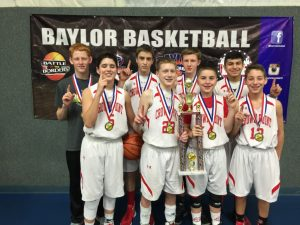 7th Grade Crown Point Baylor Winter League