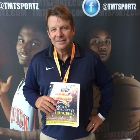 Head Coach UTEP Tim Floyd